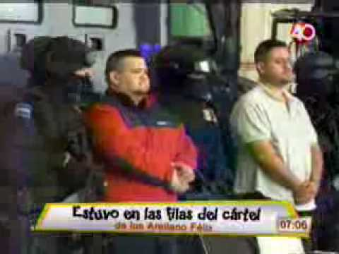 La Policía Federal detuvo al Teo en Baja California - Canal 40