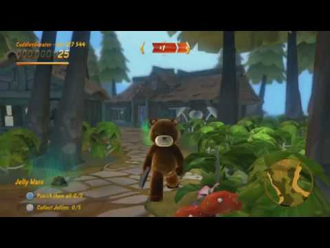Naughty Bear Multiplayer trailer