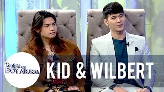 Kid and Wilbert speak up about the rumors of them being intimidated by the BidaMan winners | TWBA