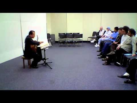Robert Wetzel - 3-16-11 - Spanish&Italian Renaissance solos