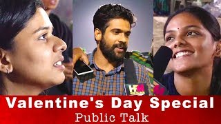 Lovers Day Public Opinion -  | Housefull Machi Valentine's Day Special Exclusive