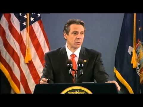 Governor Andrew Cuomo-Progess Gun Control Speech