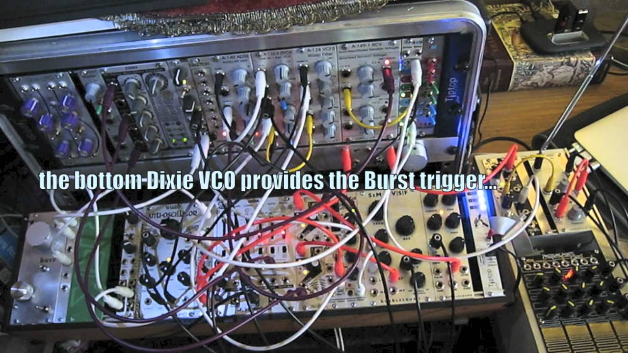 Cgs Burst Generator Demo