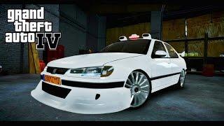 GTA IV. Peugeout 406 (Taxi 2)