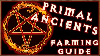 Diablo 3 Primal Ancient Farming Guide