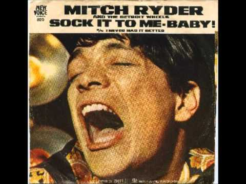 Mitch Ryder And The Detroit Wheels - Devil With A Blue Dress