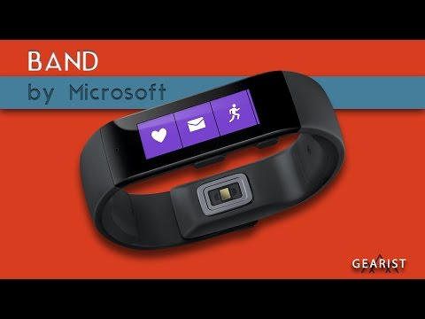 MICROSOFT BAND ACTIVITY TRACKER REVIEW - Gearist