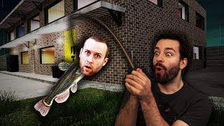 Cat-Fishing Nanners! (Prop Hunt #398)