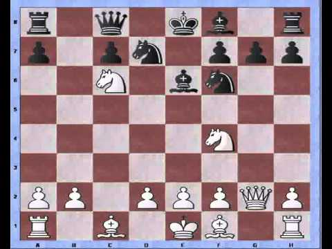 Bastiaan versus hotbabe chess: ideas in the Grob (annotated)