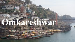 India/ Omkareshwar Narmada Dam&River Part 44