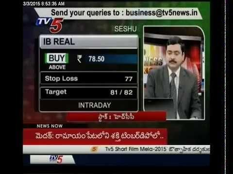 3rd March 2015 Tv5 Business Break fast