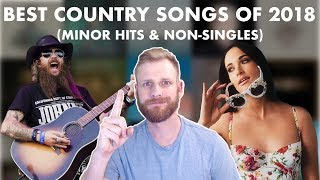 The 10 Best Country Songs of 2018 (Minor Hits and Non-Singles)