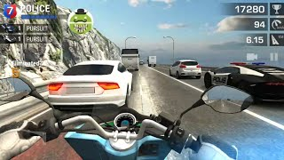 PCX VS Police Cars Racing Fever Moto