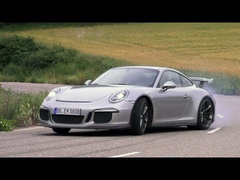 New Porsche 991 GT3. First Drive. - /CHRIS HARRIS ON CARS