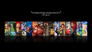 Disney - Pixar Trailer!!!
