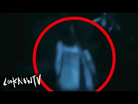 REAL GHOST VIDEOS? 5 Chilling Ghost Encounters That Cannot Be Explained!
