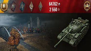 World of Tanks - WZ-132 | 4353 Damage & Ace Tanker | Subs. Replay(LegendBeast)#51