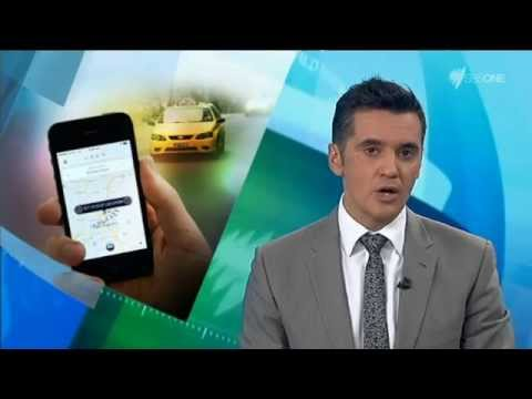 UberX v Taxis: Is ride-sharing illegal?