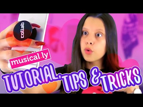 Musical.ly Tutorial. Tips & Tricks   TheyLoveArii