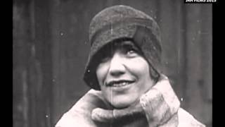 Film Footage of Maria Rasputin, Daughter of Grigori Rasputin