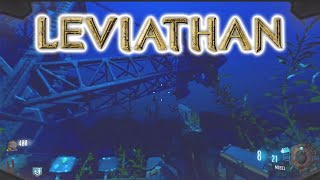 LEVIATHAN WALKTHROUGH and EASTER EGG- Black Ops 3 Custom Zombies (Interactive Streamer)