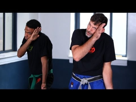 How to Defend against High Side Stick | Krav Maga Defense Image 1