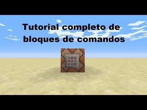 Minecraft 1.7.4 : Tutorial completo de bloques de comandos | Parte 1