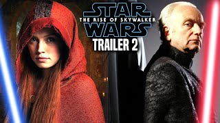 The Rise Of Skywalker Trailer 2 Shocking News Revealed! (Star Wars Episode 9 Trailer)