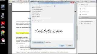 Tutorial: using Adobe Reader to fill out forms