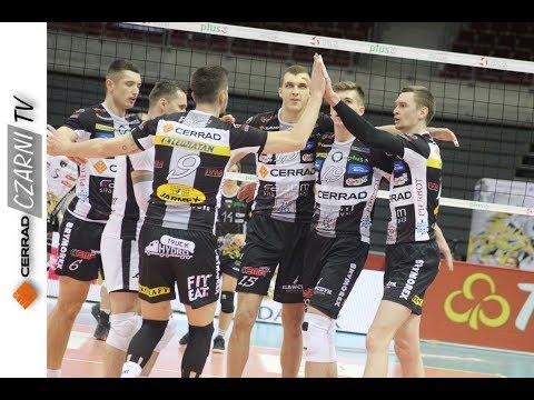CzarniTV: Triumf Cerrad Czarnych Radom W Ergo Arena!