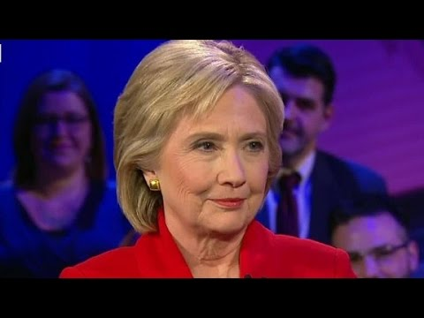 Hillary Clinton: 'I was touched' by Obama'...