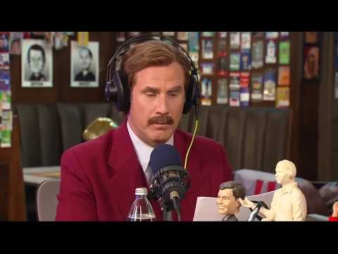 Ron Burgundy does Great Sports Broadcasting Calls 12/5/13