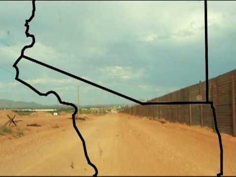 """389 Millas """"viviendo la frontera"""" (Una pelicula sobre la frontera  Arizona-Mexico)"""