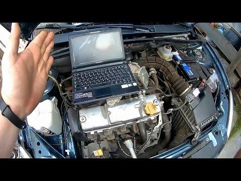 Лада Гранта эндоскопия двигателя 11186