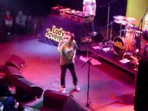 Lady Sovereign - The Broom
