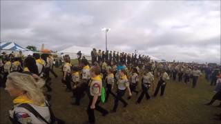 Southwestern Union Camporee 'Stand Firm' 2016
