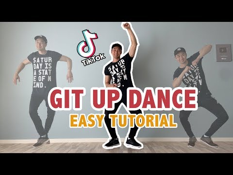 Download Lagu  How To Do The Git Up Dance Tik Tok EASY tutorial | Step by Step Dance Tutorial Mp3 Free