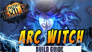 [3.7] Arc Witch Elementalist Build Guide - Path of Exile: Legion