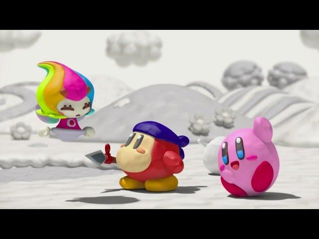 Kirby and the Rainbow Curse - Accolades Trailer