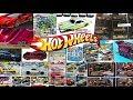 New Hot Wheels 2018 Lamborghini Super T Hunt, Walmart Series, 5 Car Packs and more!
