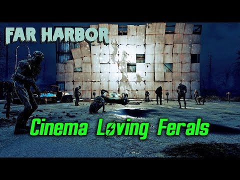 Fallout 4 - Far Harbor - Cinema Loving Ferals
