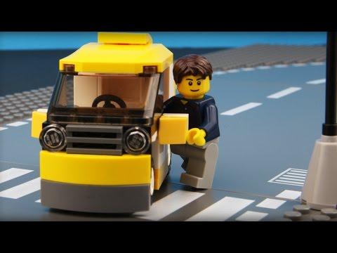 LEGO Stop Motion - Traffic Lights