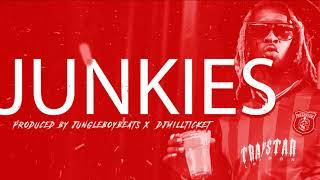 34 Junkie 34 Rap Beat Instrumental Trap Hiphop Beat 21 Savage Young Thug Type Beat 2017 Lease