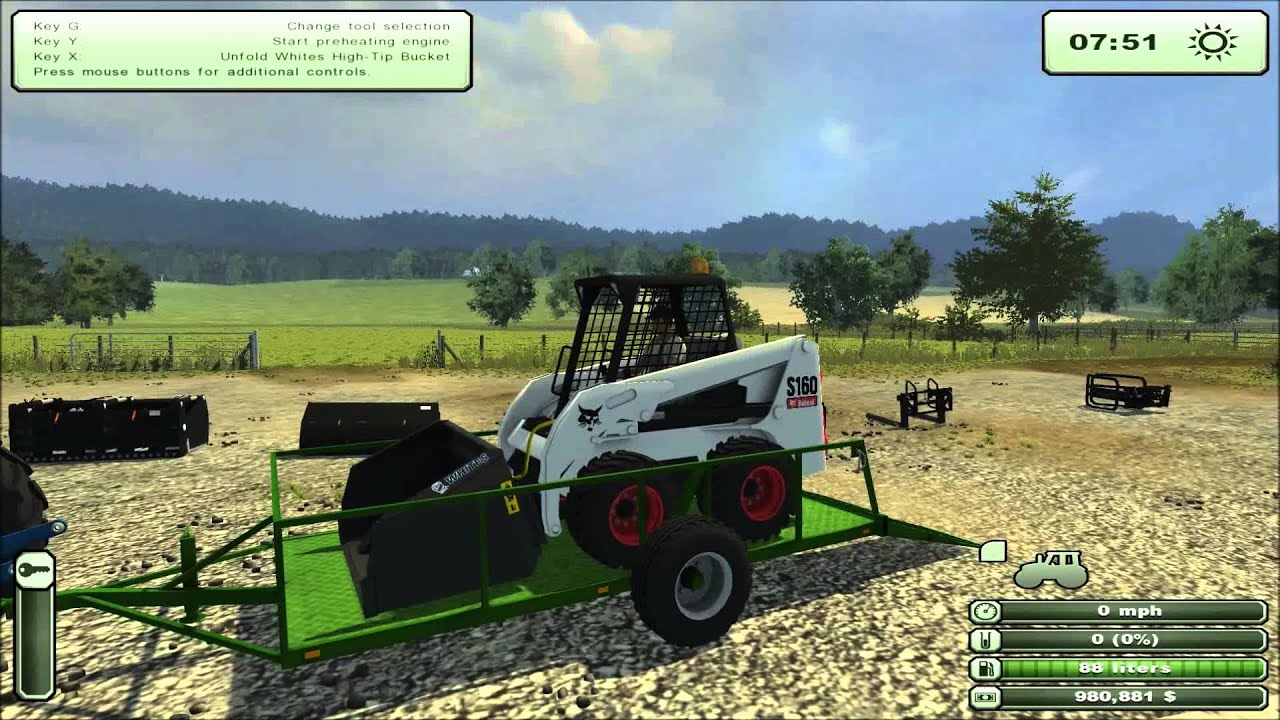 M Farming simulator 2013 mods