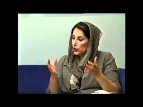 Benazir Bhutto Interview with Abdul Wadood Qureshi Part-3.flv