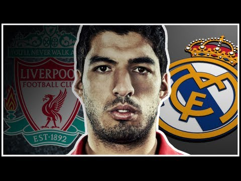Luis Suarez to Real Madrid?