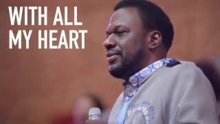"I Give You Praise Lord ""Live"" (Lyric Video) - Chicago Mass Choir"