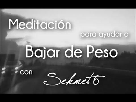 meditacion para bajar de peso (Hipnosis para adelgazar)