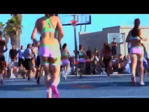 Liga Femenina de Baloncesto en Lencería (HD) Lingerie basketball League