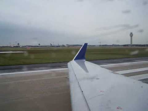 Taken from seat 11D. IAD-CVG.